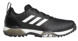AD20SS-EE9104-275 アディダス メンズ・スパイクレス・ゴルフシューズ(コアブラック/ホワイト/ダークソーラーグリーン・27.5cm) adidas コードカオス