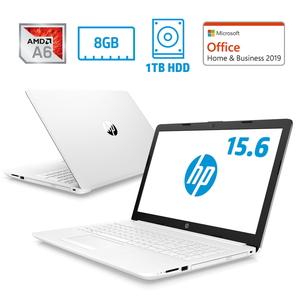 7WR01PA-AAAA HP(エイチピー) 15.6型ノートパソコン HP 15-db0243AU-OHB ピュアホワイト (A6/8/1TB/H&B 2019)