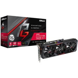 Radeon RX 5600 XT Phantom Gaming D3 6G OC ASRock PCI Express 4.0対応 グラフィックスボードASRock Radeon RX 5600 XT Phantom Gaming D3 6G OC