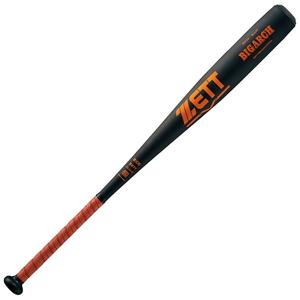 Z-BAT11984-1900 ゼット 硬式野球用金属バット(ブラック・84cm) ZETT BIGARCH(ビッグアーチ)