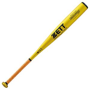 Z-BAT12983-5301 ゼット 硬式野球用金属バット(イエローゴールド・83cm) ZETT BIGBANGSHOT 2nd(ビッグバンショット2nd)