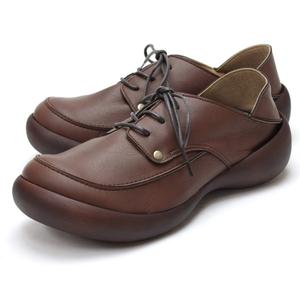 CJFS6917-DBR-S RegettaCanoe メンズ フィールドシューズ(ダークブラウン・サイズ:S 25.0cm~25.5cm) リゲッタカヌー 短靴 CJFS-6917
