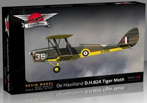 1/32 デ・ハビランド D.H.82A タイガー・モス【SVW32022】 シルバーウイングス
