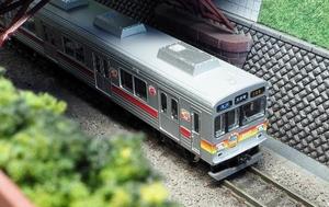 [鉄道模型]グリーンマックス (Nゲージ) 50657 東急電鉄9000系(大井町線90周年記念ヘッドマーク付き)5両編成セット(動力付き)