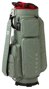 OB042000 オノフ キャディバッグ(カーキ・9型・47インチクラブ対応) ONOFF Caddie Bag