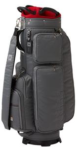 OB042008 オノフ キャディバッグ(グレー・9型・47インチクラブ対応) ONOFF Caddie Bag
