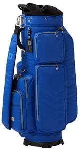 OB042034 オノフ キャディバッグ(ブルー・9型・47インチクラブ対応) ONOFF Caddie Bag