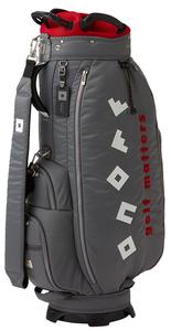 OB362008 オノフ キャディバッグ(グレー・9型・47インチクラブ対応) ONOFF Caddie Bag