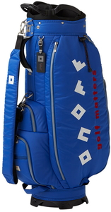 OB362034 オノフ キャディバッグ(ブルー・9型・47インチクラブ対応) ONOFF Caddie Bag