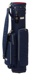 OB142004 オノフ キャディバッグ(ネイビー・7型・47インチクラブ対応) ONOFF Caddie Bag
