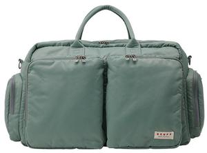 OV042000 オノフ ボストンバッグ(カーキ) ONOFF Boston Bag