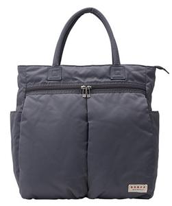 OV142008 オノフ トートバッグ(グレー) ONOFF Tote Bag