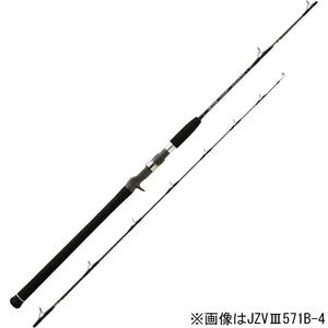 JZV3-571B-4 天龍 ジグザムV  5.7ft 1ピース ベイト MAX150g TENRYU JIG-ZAM Version  オフショアジギングロッド ジム・ザム