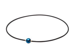 0219TG808252 ファイテン RAKUWAネック メタックス ミラーボール[サイズ:45cm](アースカラー) phiten ラクワ