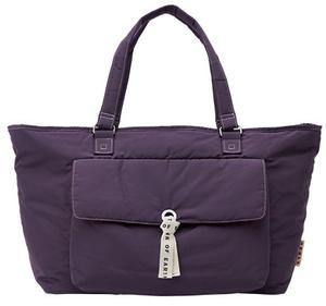 OV072014 オノフ ボストンバッグ(パープル) ONOFF Boston Bag