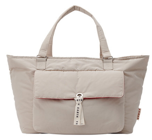 OV072015 オノフ ボストンバッグ(ベージュ) ONOFF Boston Bag