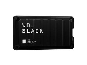 WDBA3S5000ABK-JESN ウエスタンデジタル USB 3.2(Gen2)対応 外付けポータブルSSD 500GB WD_Black P50 Game Drive SSD