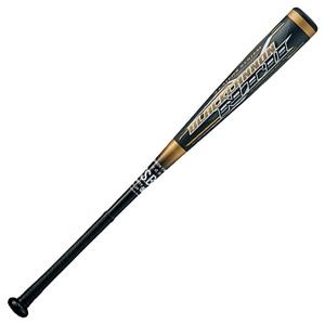Z-BCT31084-8200 ゼット 軟式野球用FRP製バット(ゴールド・84cm) ZETT BLACKCANNON-NTII(ブラックキャノンNT2)