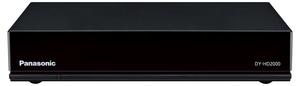 DY-HD2000-K パナソニック USBハードディスク(2TB) Panasonic