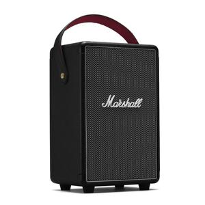 TUFTON-BLACK マーシャル Bluetooth対応 ポータブルスピーカー Marshall ブランド買うならブランドオフ TUFTON ブラック 人気商品