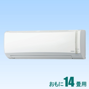 CSH-N4020R-W コロナ 【標準工事セットエアコン】(10000円分工事費込) おもに14畳用 (冷房:11~17畳/暖房:11~14畳) Nシリーズ (ホワイト) [CSHN4020RWセ]