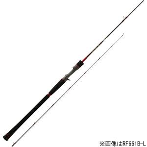 RF661B-ML 天龍 レッドフリップ 6.6ft ML 1ピース ベイト MAX120g TENRYU Red Flip タイラバロッド