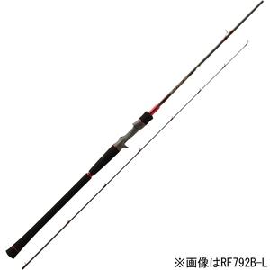 RF792B-ML 天龍 レッドフリップ 7.9ft ML 2ピース(オフセットハンドル) ベイト MAX120g TENRYU Red Flip タイラバロッド