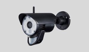 NS-010W 日本セキュリティー機器販売 増設用防犯カメラ NSK [NS010W]