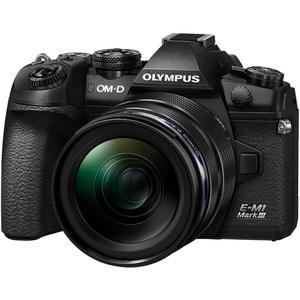 OM-D E-M1 MK3 1240KIT オリンパス ミラーレス一眼カメラ「OM-D E-M1 MarkIII」12-40mm PROレンズキット