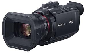 HC-X1500-K パナソニック デジタル4Kビデオカメラ「HC-X1500」(ブラック) Panasonic