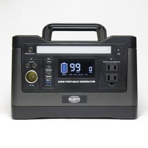NPG-5000 日章工業 ポータブル電源 [NPG5000]