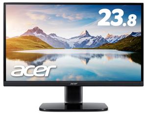 KA242YBMIX Acer(エイサー) 23.8型ワイド 液晶ディスプレイ