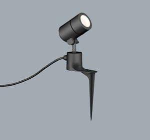 OG254573ND オーデリック LEDスポットライト(黒色サテン)【電気工事専用】 ODELIC [OG254573ND]