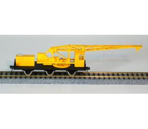 [鉄道模型]コスミック (HO) HT-840K2 レール積降用操重車ソ50形組立キット(2両入)