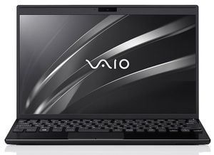 VJS12290211B VAIO 12.5型ノートパソコン VAIO SX12(Core i5)ブラック Windows 10 Pro 搭載モデル (Core i5/メモリ 8GB/SSD 256GB)Microsoft Office Home&Business 2019付属