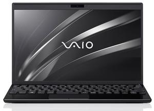 VJS12290311B VAIO 12.5型ノートパソコン VAIO SX12(Corei5)ブラック (Core i5/メモリ 8GB/SSD 256GB)Microsoft Office Home&Business 2019付属