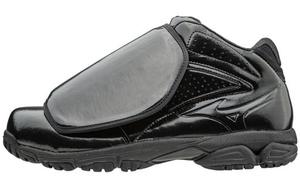 11GU160100250 ミズノ 野球アンパイア用シューズ(ブラック×ブラック・サイズ:25.0cm) mizuno アンパイア メンズ