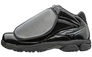 11GU160100255 ミズノ 野球アンパイア用シューズ(ブラック×ブラック・サイズ:25.5cm) mizuno アンパイア メンズ