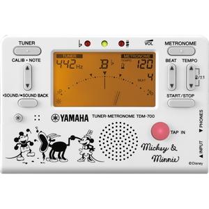 TDM-700DMN5 ヤマハ チューナー メトロノーム YAMAHA ミニー 新品未使用 ミッキー 激安☆超特価 Disneyzone