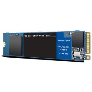 WDS100T2B0C ウエスタンデジタル WesternDigital SSD WD Blue SN550シリーズ NVMe M.2 2280 1.0TB