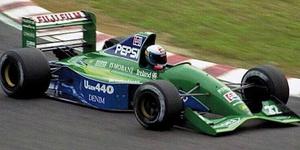 1/18 ジョーダン フォード 191 アレッサンドロ・ザナルディ 日本GP 1991【110910332】 ミニチャンプス