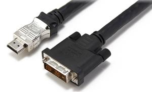 HAM-DM/15M ジャパンマテリアル HDMI⇔DVIケーブル(15.0m・1本) Japan Material
