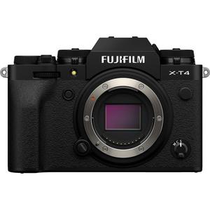 FX-T4-B 富士フイルム ミラーレス一眼カメラ「FUJIFILM X-T4」ボディ(ブラック)