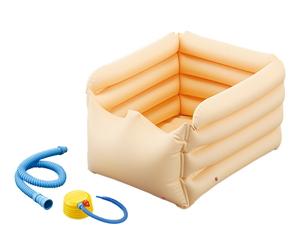 大規模セール 0-7916-11 アズワン 寝たまま足浴器 0791611 与え YF-2 500×600×500mm
