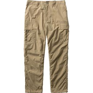CCC-RA1009334-M カンタベリー メンズ カーゴ パンツ(カーキ・サイズ:M) CANTERBURY CARGO PANTS
