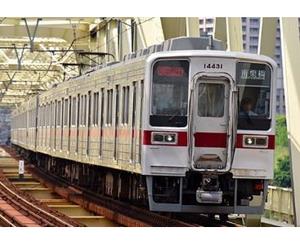 [鉄道模型]グリーンマックス (Nゲージ) 30332 東武10030型リニューアル車(東武スカイツリーライン・車番選択式)4両編成セット(動力付き)
