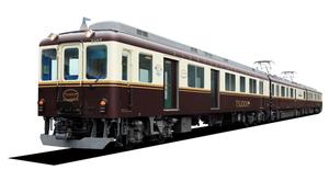 [鉄道模型]グリーンマックス (Nゲージ) 50661 近鉄2013系観光列車「つどい」リニューアル後 3両編成セット(動力付き)