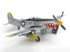 1/32 エアークラフトシリーズ No.28 ノースアメリカン F-51D マスタング (朝鮮戦争) 【60328】 タミヤ
