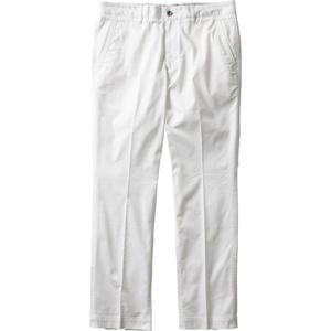 CCC-RA18171-11M カンタベリー メンズ ストレッチ チノ パンツ(オフホワイト・サイズ:M) CANTERBURY STRETCH CHINOS PANTS