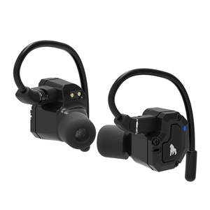 KX-980TW-PRO-BK KONG-X 完全ワイヤレス Bluetoothイヤホン(ブラック) KONG-X